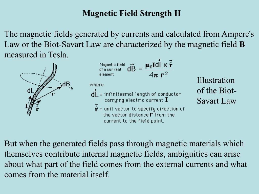 PPT - Geomagnetism Part 1: Basic Principles and Material