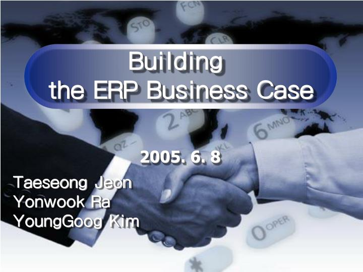 business case erp market Erp market some of the top-tier erp vendors are sap-ag, baan, peoplesoft, oracle application and jdedwards sap is the world's leading provider of business software, sap delivers products and services that help accelerate business innovation for their customers.