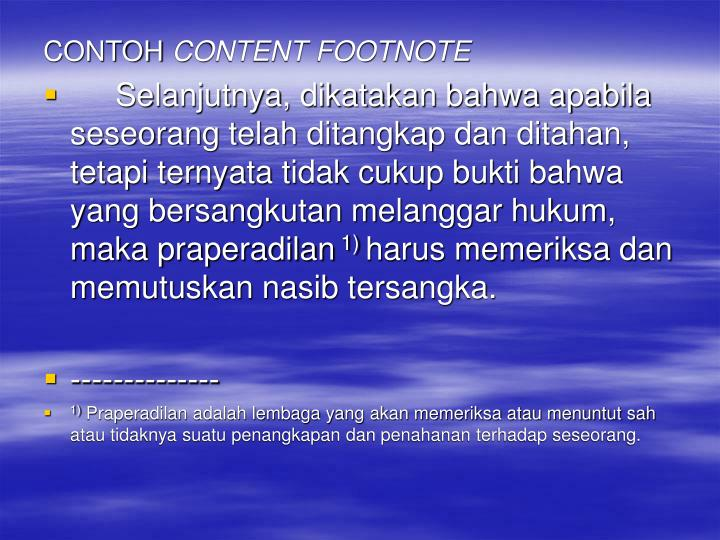 Ppt Penulisan Karya Ilmiah Powerpoint Presentation Id 3785266