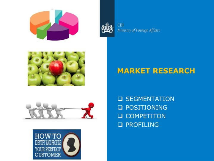 market research presentation Learn how to conduct market research to better reach your target customers english 日本語 deutsch english español sometimes referred to as marketing.