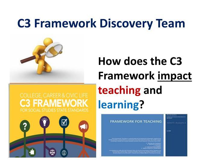 C3 Framework Discovery Team