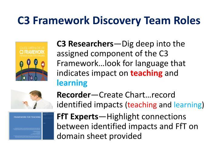 C3 Framework Discovery