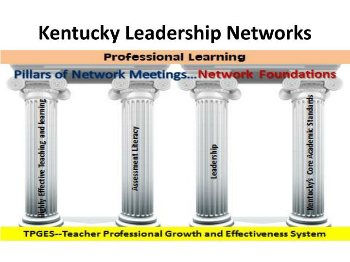 Kentucky Leadership Networks