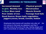 anaemea in teenagers1