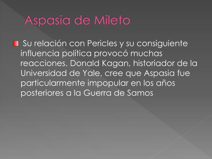 Aspasia de Mileto
