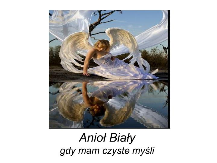 Anioł Biały