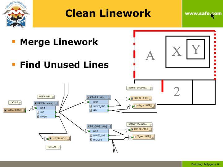 Clean Linework