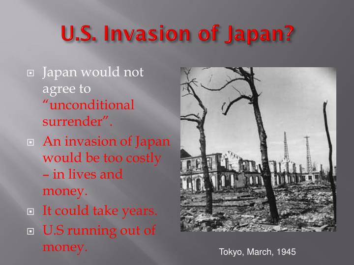 atomic bomb vs invasion Hiroshima vs pearl harbor rebuttal the atomic bomb works cited add add all pages done due to the radiation of the atomic bomb united states lies.