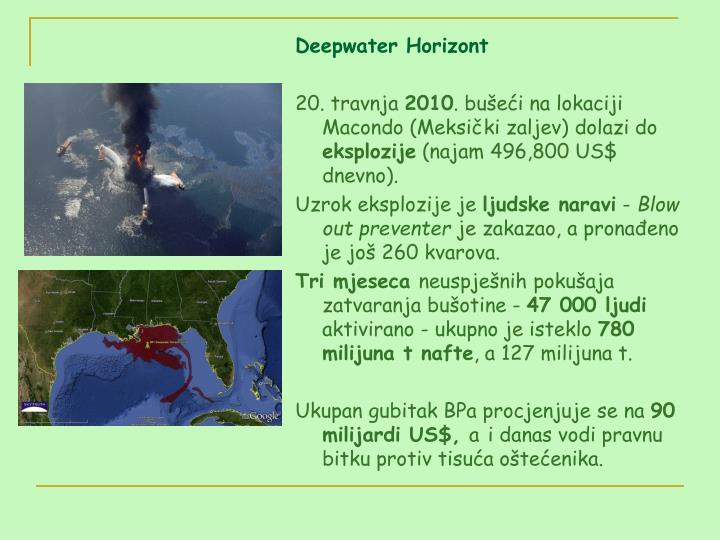 Deepwater Horizont