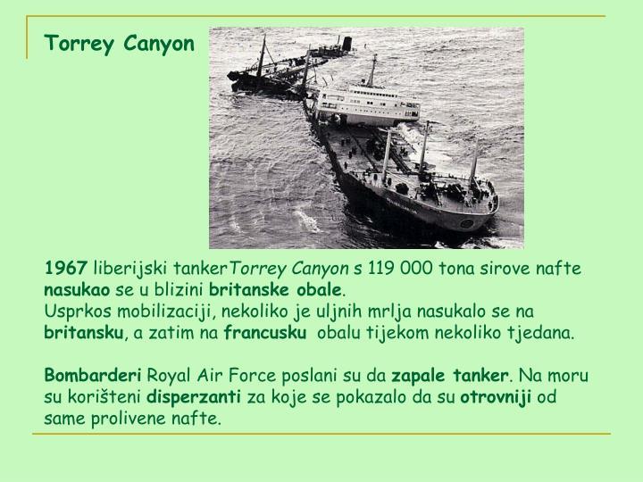 Torrey Canyon