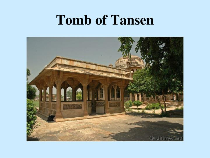 Tomb of Tansen
