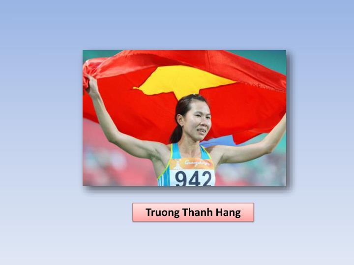 Truong Thanh Hang