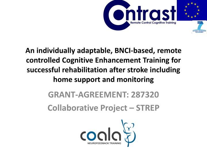 grant agreement 287320 collaborative project strep n.