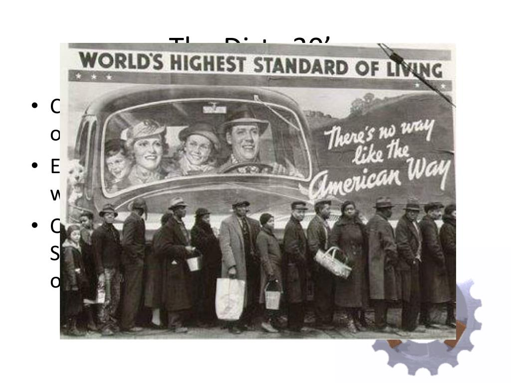 """PPT - Canada in """"The Great Depression"""" The Causes of the ..."""