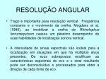 resolu o angular1