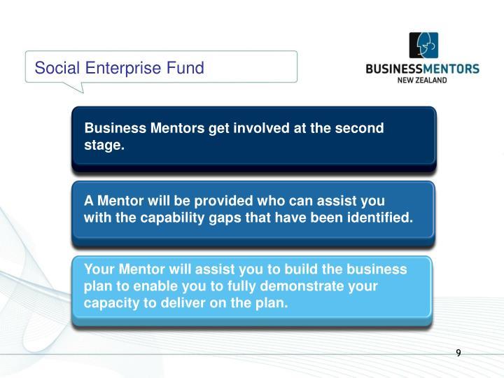 Social Enterprise Fund