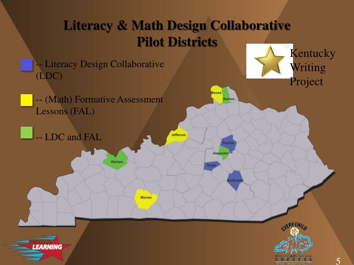 Literacy & Math Design Collaborative