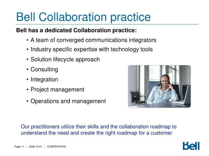 Bell Collaboration practice
