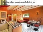 chambre salle a mang salon toilette et une cuisine