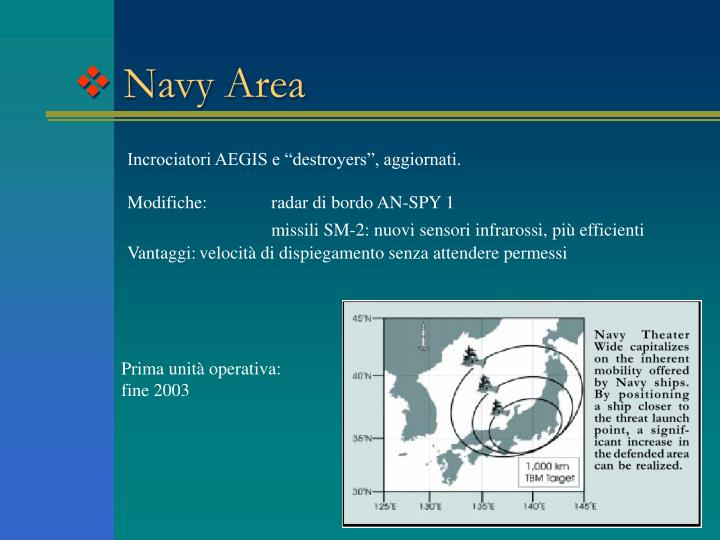 Navy Area