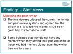 findings staff views3