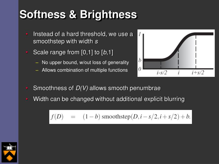 Softness & Brightness