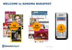 welcome to sanoma budapest
