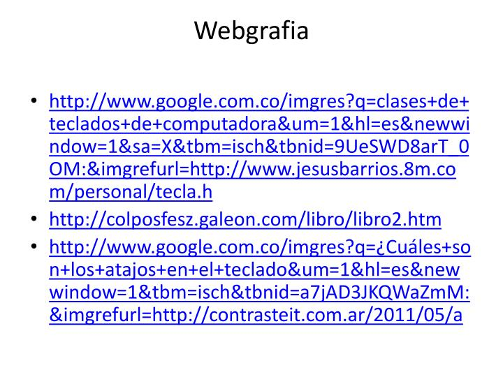 Webgrafia