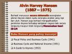 alvin harvey hansen 1887 1975