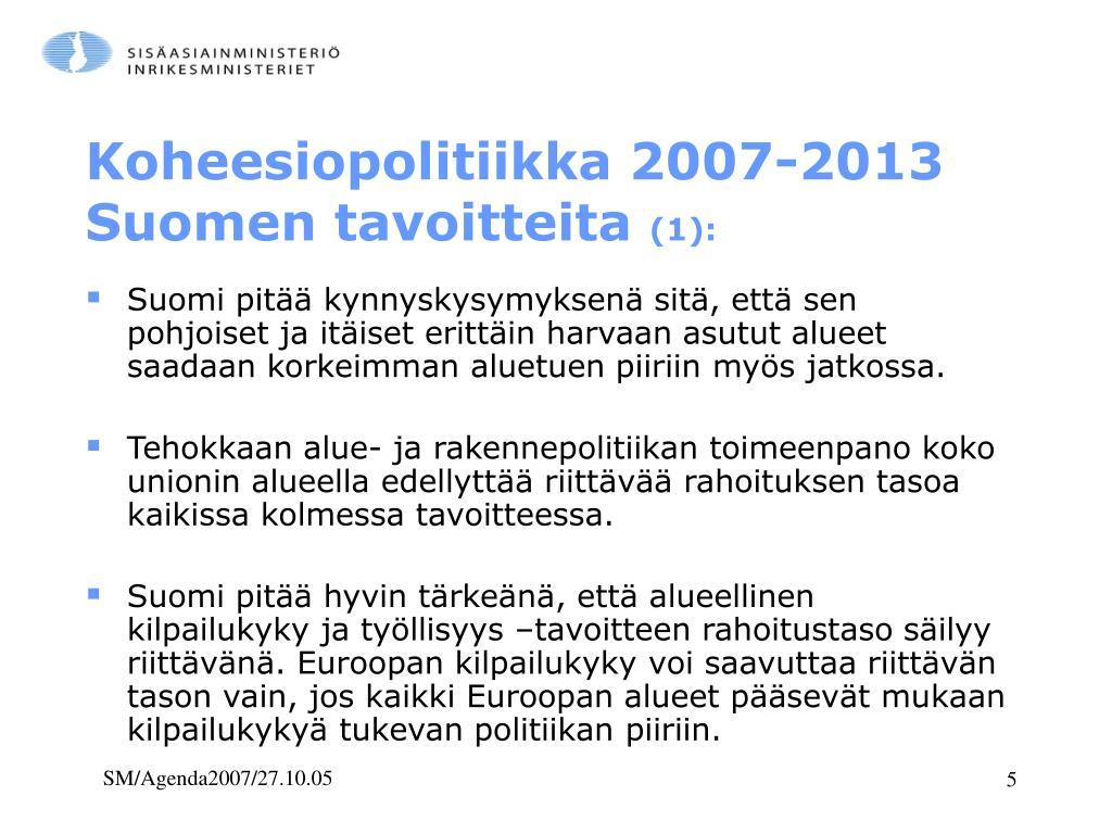 Koheesiopolitiikka