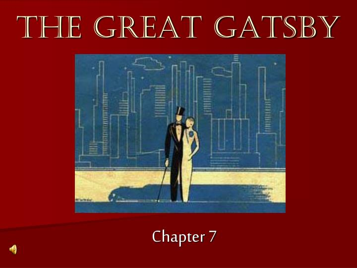 great gatsby chapter 2 essay
