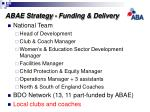 abae strategy funding delivery2