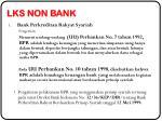 lks non bank