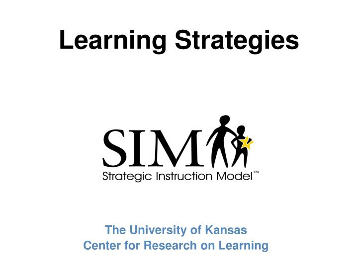 learning strategies Effective learning strategies 10 revise the more we revise the more we remember make notes on your readings reread the notes a week later and again before exams.