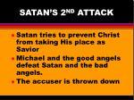 satan s 2 nd attack