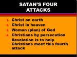 satan s four attacks