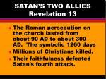 satan s two allies revelation 135