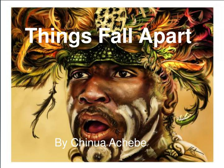why do things fall apart Sometimes it's hard to keep track of what okonkwo is up to during things fall apart luckily, we've got you covered.