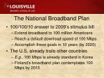 the national broadband plan1