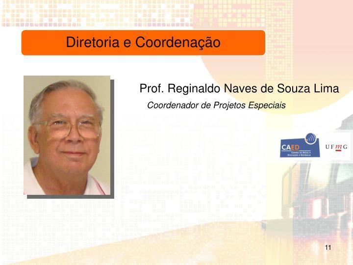 Prof. Reginaldo Naves de Souza Lima
