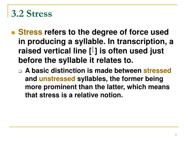 Ppt 32 Stress Powerpoint Presentation Id3798815