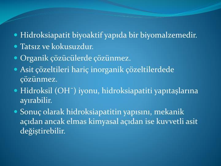 Hidroksiapatit