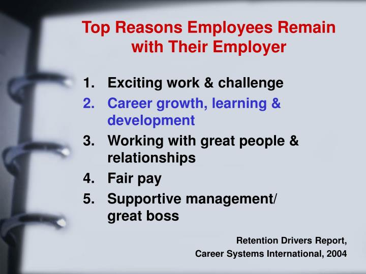top-reasons-employees-remain-with-their-employer-n Employer Tuition Istance Application Form on