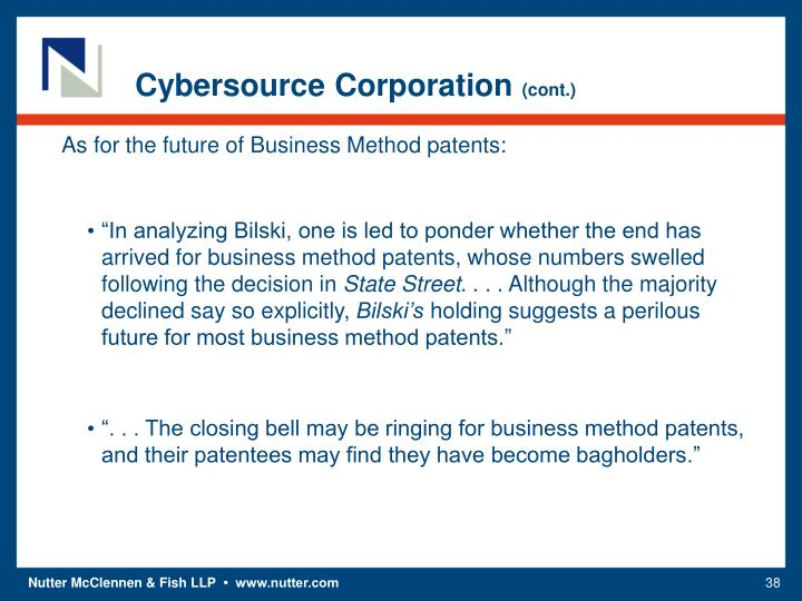 Cybersource Corporation