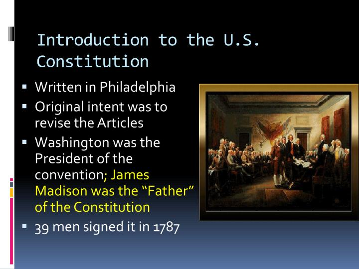 the long history of drafting and amending the articles of confederation and the constitution of 1787 Proposed amendments to the articles of confederation  1787 the constitutional convention, a second general convention, and a bill of rights  a view of the.