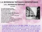 1 4 referencias textuales e intertextuales