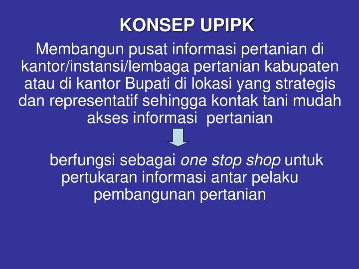 KONSEP UPIPK