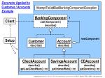 decorator applied to customer accounts example