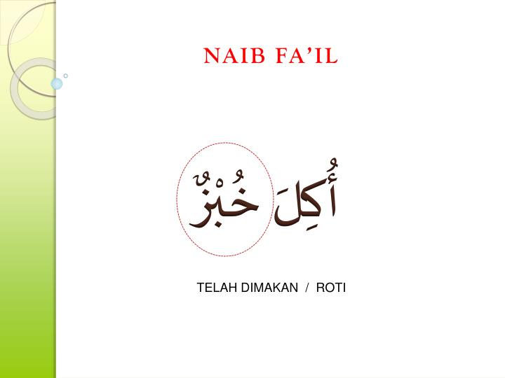 NAIB FA'IL