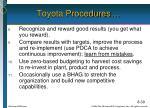 toyota procedures1